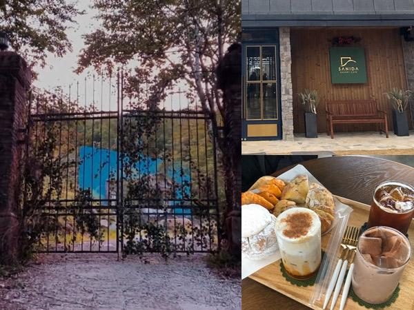 Santai di Sanida Cafe Lokasi Syuting Rumah Go Moon Young 'It's Okay to Not Be Okay'