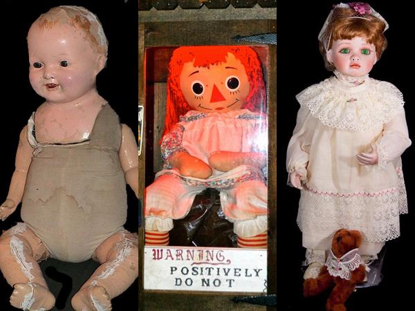 Hii.. Inilah 11 Boneka Terseram Sepanjang Masa