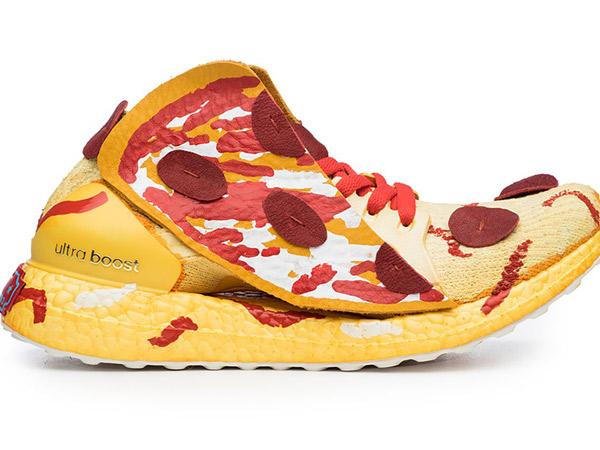 Adidas Rilis Sneakers Unik Seperti Mirip Pizza