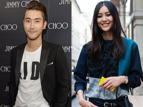 Siwon Super Junior Terlihat Asyik Kencan Musim Semi Bareng Sang 'Istri'!
