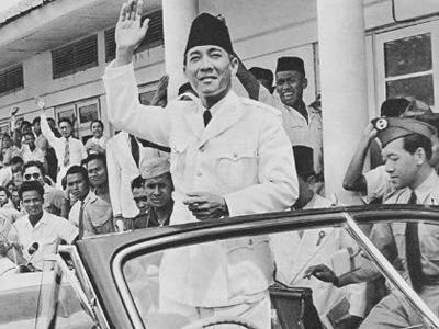 Kisah Hidup Presiden Soekarno Akan Diangkat ke Layar Lebar