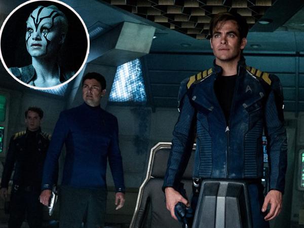 Makin Tampan Bareng Alien Baru, 'Star Trek Beyond' Rilis Seragam Keren Di Foto Teaser!