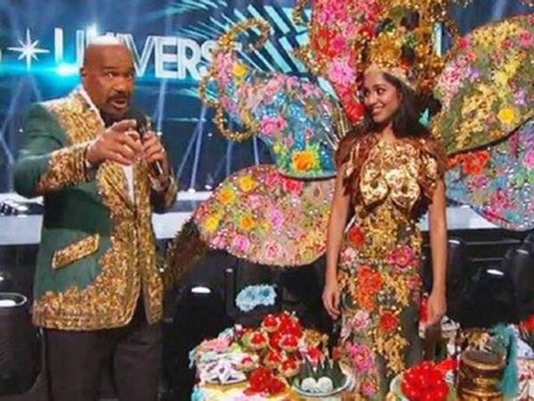 Steve Harvey Ternyata Tak Salah Sebut Pemenang, Kemenangan Miss Malaysia Dibatalkan!