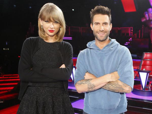 Dianggap Jual Mahal dengan Musiknya, Taylor Swift Dikritik Adam Levine!