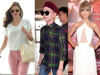 Fashion Terbaik Minggu Ini - (17/6/13)