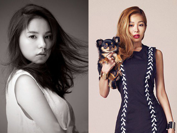 Min Hyo Rin dan Jessi Nangis Saat Curhat Tentang Pandangan Negatif Netizen
