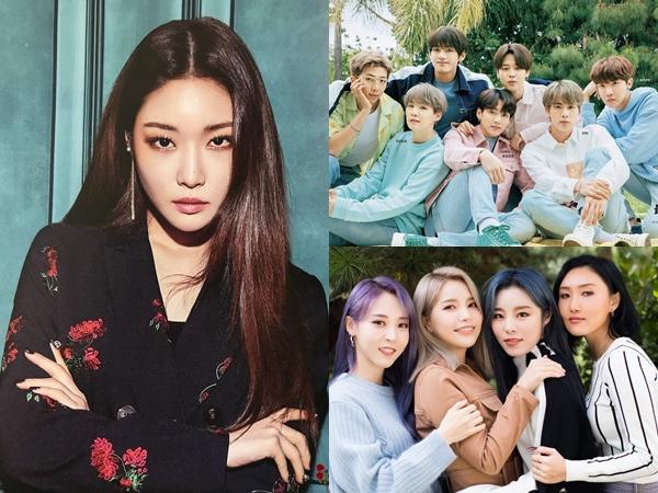 Deretan Idol K-Pop yang Sukses Besarkan Nama Agensi