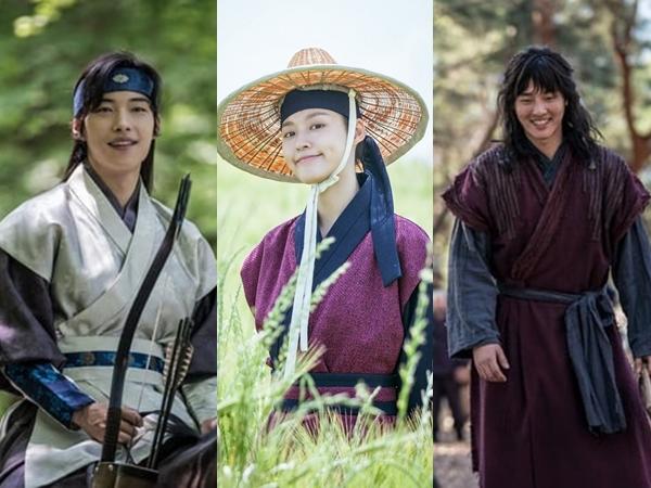 Rilis Foto Behind The Scene, Tim Produksi Puji Kemampuan Akting Para Aktor di Drama 'My Country'