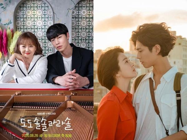 5 Drama Korea Ini Kisahkan Hubungan Noona-Dongsaeng