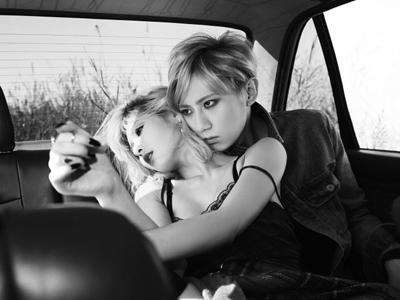 Upss, Trouble Maker Pamer Adegan Ciuman dalam Video Musik 'Now'
