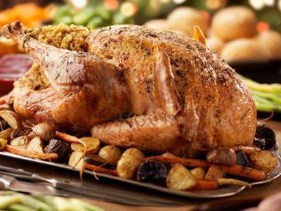 kalkun thanksgiving