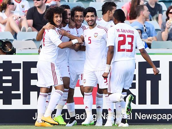 Uni Emirat Arab Cetak Gol Tercepat Sepanjang Sejarah Piala Asia!