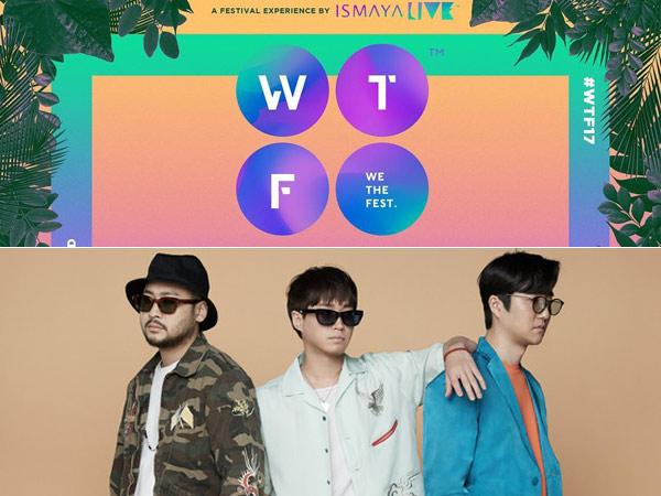 Setelah CL di Tahun Lalu, 'We The Fest 2017' Siap Boyong Grup Hip Hop Korea Epik High!