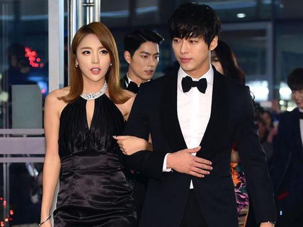 Hong Jin Young dan Nam Goong Min Saling Nyatakan Cinta di Hari Valentine