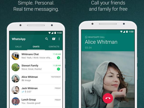 Resmi Dirilis untuk Android dan iPhone, Apa Keunggulan Fitur Video Call WhatsApp?