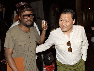 Psy akan Kolaborasi dengan Will.i.am di Album Terbaru?