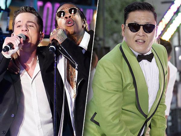 Wiz Khalifa Tumbangkan PSY 'Gangnam Style' dari Puncak Video Paling Banyak Ditonton
