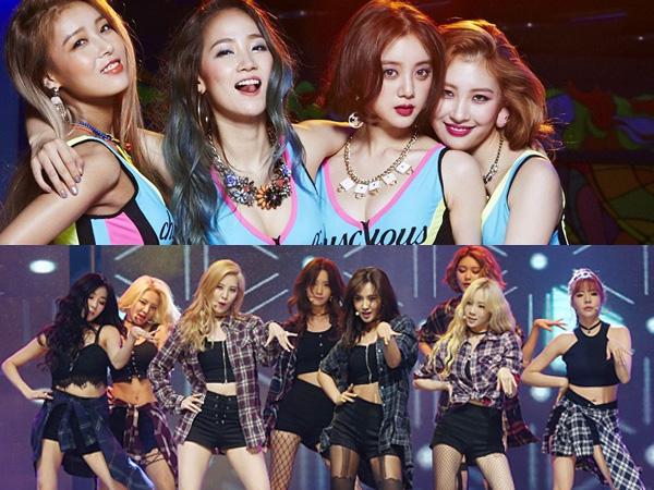 Duh, Fans Temukan Album Pemberian Wonder Girls untuk SNSD di Toko Buku Bekas?