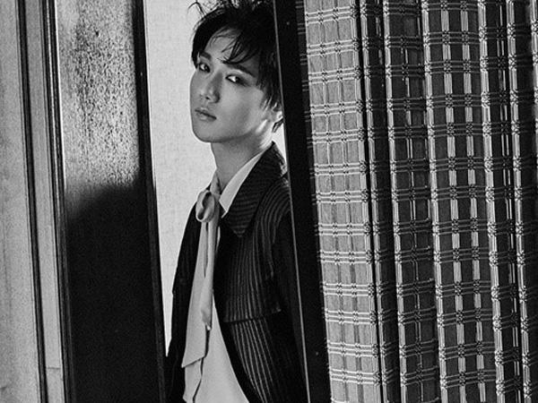 Rilis Teaser, Yesung Super Junior Siap Debut Sebagai Penyanyi Solo!