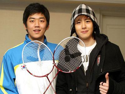 Pebulutangkis Lee Young Dae & Nichkhun 2PM Kembali Bertanding di Variety Show