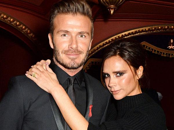 Tak Mau Kalah Dengan Sang Anak, David-Victoria Beckham Kencan Mesra di Klub Ekslusif