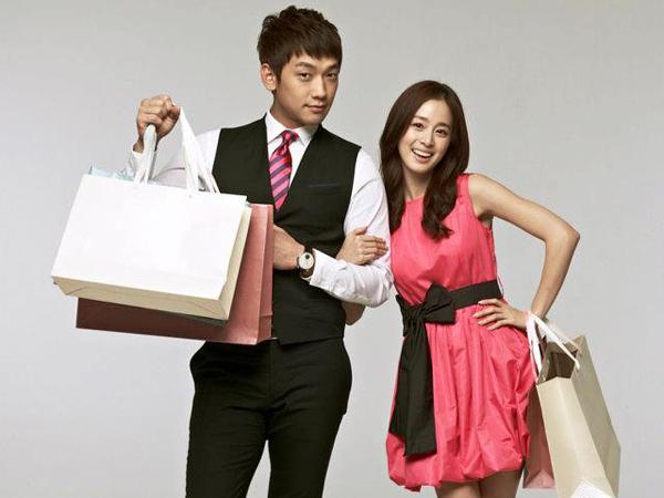 Pasangan Seleb Rain dan Kim Tae Hee Sudah Jatuh Cinta dari Pandangan Pertama?