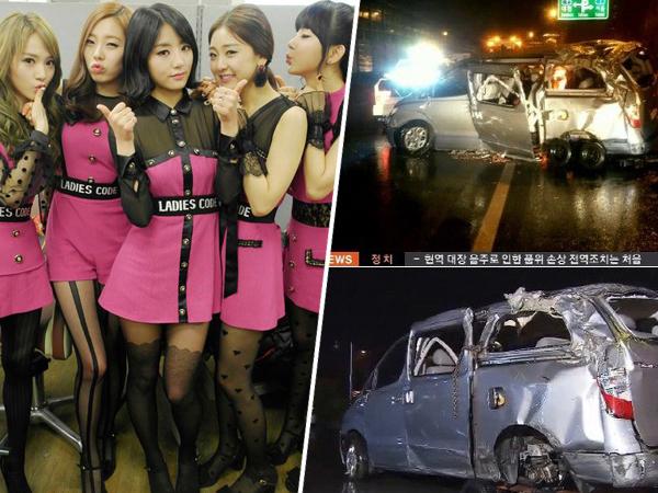 Kejaksaan Umumkan Tersangka Kasus Kecelakaan Ladies Code