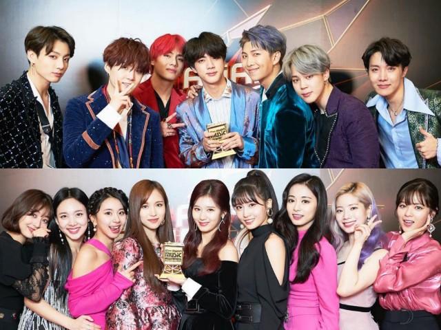 BTS - TWICE Menang Besar, Inilah Daftar Lengkap Pemenang MAMA 2018 Hongkong