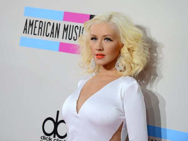Selamat! Christina Aguilera Lahirkan Bayi Perempuan