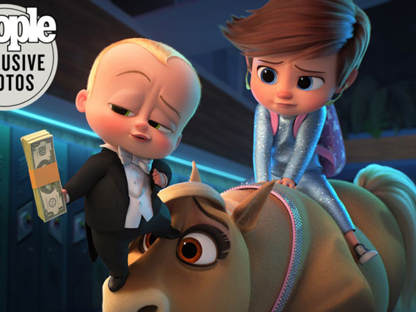 Intip Karakter 'The Boss Baby: Family Business' di Bocoran Foto Teaser Terbaru