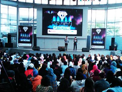 Para VIP Persiapkan Big Bang Alive Tour di Gathering Gandaria City