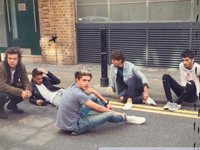 Umumkan Single Baru, One Direction Pamer Foto Masa Kecil Mereka!