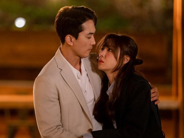 Momen Canggung Song Seung Heon dan Seo Ji Hye di Episode Baru 'Dinner Mate'