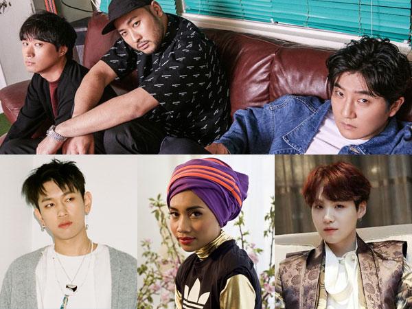 Epik High Ungkap Lineup Artis Featuring di Album Baru, Ada Crush, Yuna, Hingga Suga BTS