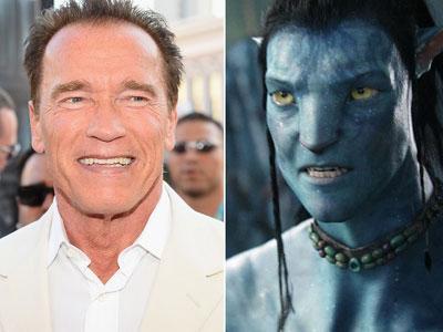 Benarkah Arnold Schwarzenegger Dilirik Main Avatar 2?