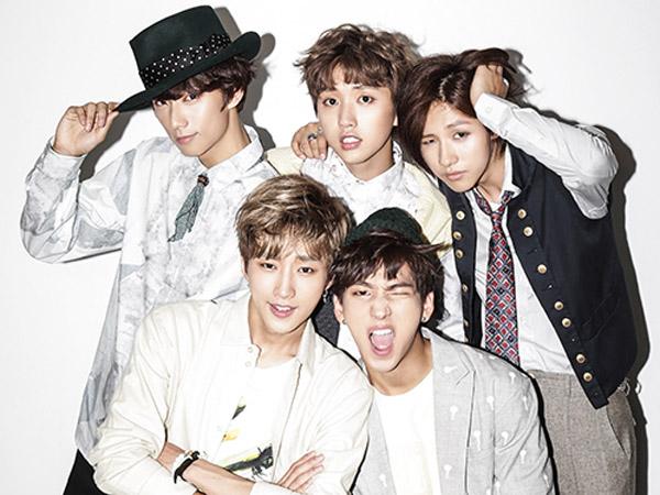 Yeayy! B1A4 Tambah Daftar Persaingan Comeback di Musim Panas!