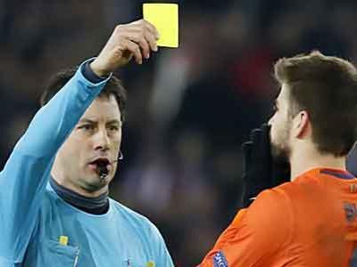 Kesal dengan Wasit, Barcelona Surati UEFA