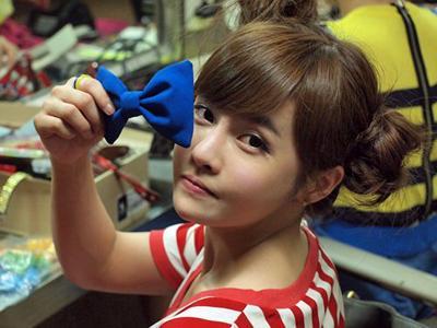 Sibuk dan Stress, Boram T-ara Dilarikan ke Rumah Sakit
