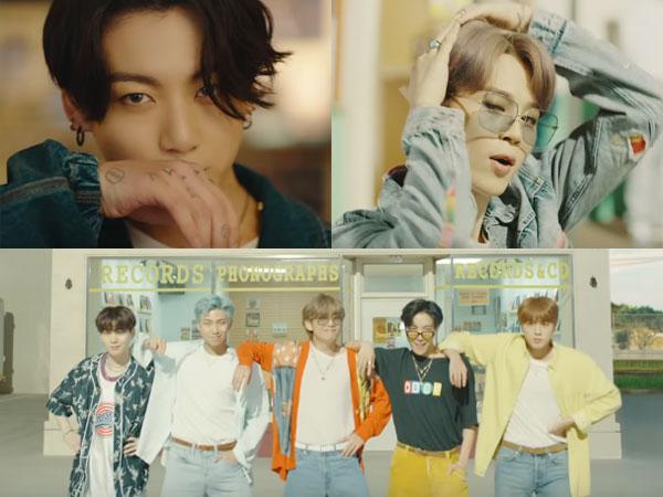 Sebar Kebahagiaan, BTS Ajak Berdisko di MV 'Dynamite'