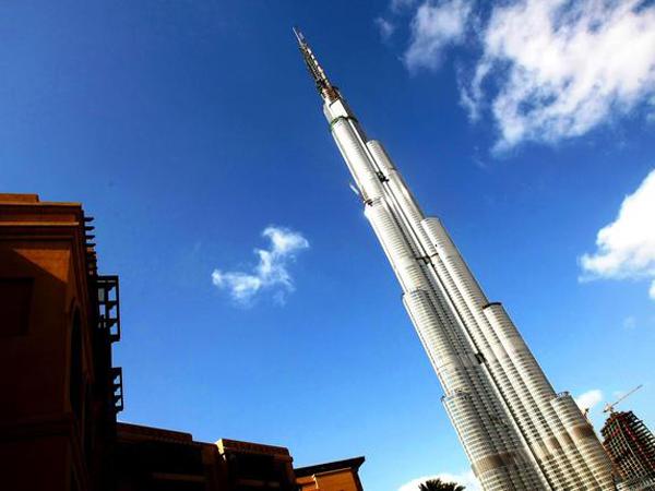 Wah, Di Gedung Tertinggi Burj Khalifa Bisa Tiga Kali Buka Puasa!