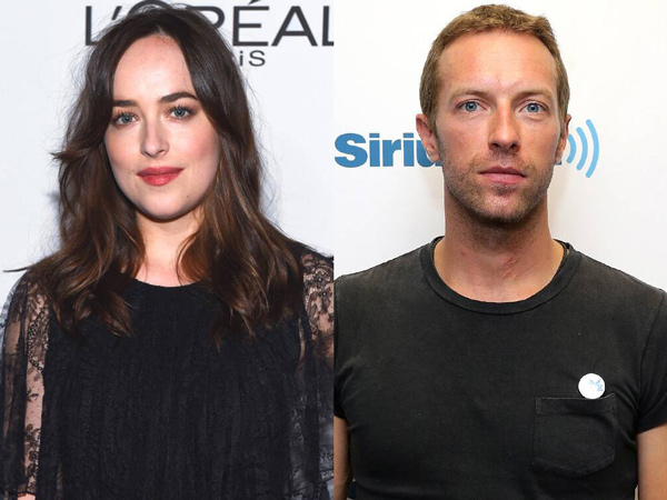 Chris Martin dan Dakota Johnson Balikan Setelah Sebulan Putus