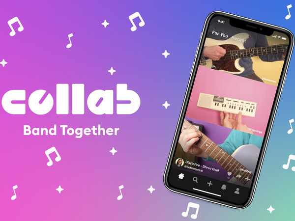 Facebook Rilis Aplikasi Musik 'Collab' Mirip TikTok
