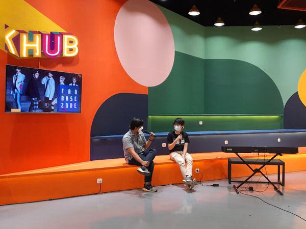 Permainan 'Piano Dub' Erikson Jayanto Hingga Cover Lagu IU di Dreamers Showcase