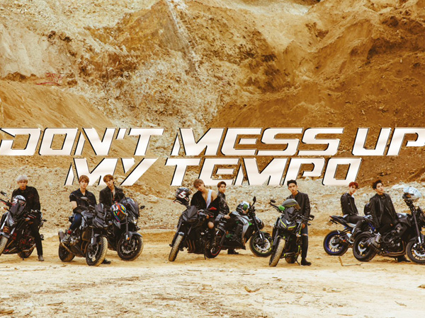Bikin Penasaran, EXO Beri Bocoran di Album Comeback 'Don't Mess Up My Tempo'