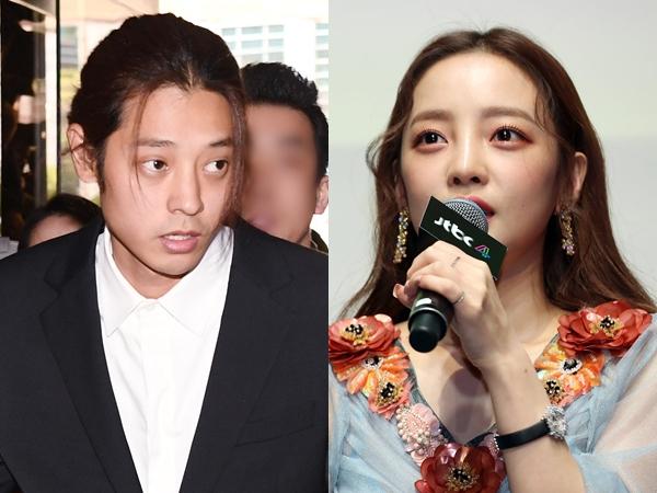 Goo Hara Ternyata Sempat Bantu Ungkap Kasus Obrolan Mesum Jung Joon Young