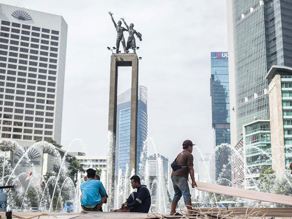 Banyak Jalan Ditutup, Catat Tiga Kantong Parkir di Perayaan HUT Jakarta Ke-492