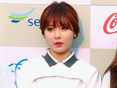 HyunA 4Minute Belajar Bahasa Inggris Untuk Talk Show Amerika Dalam Satu Jam!