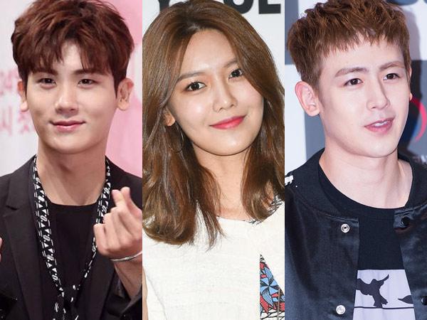 Ini Sederet Idola K-Pop yang Terlahir dari Keluarga Kaya (Part 2)