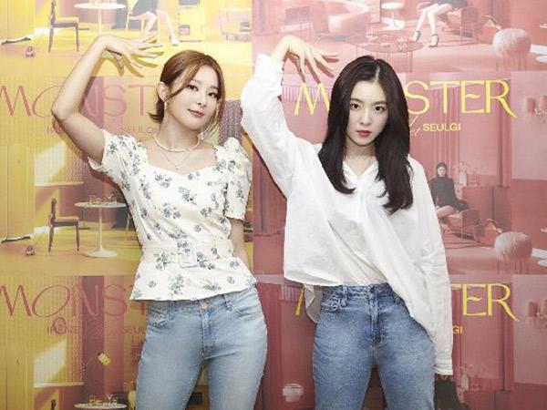 Irene dan Seulgi Ungkap Alasan Sub Unitnya Debut Karena Hal Ini