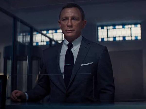 Film James Bond 'No Time To Die' Akhirnya Tunda Jadwal Rilis karena Corona